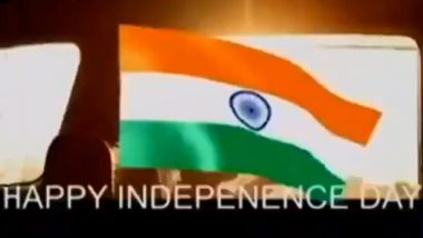 Pakistan's News Channel Dawn Hacked, Indian Flag With Happy Independence Day Message Surfaces on Screen (Watch Video)