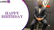 Rinku Singh Birthday Special: From Winning 'The Million Dollar Arm' Reality TV Show to Reaching WWE NXT, Here Are 5 Lesser Known Facts About The Indian Wrestler
