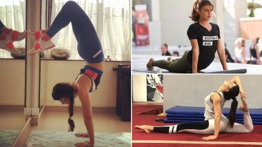 Jacqueline Fernandez Birthday Special: Here's Workout And Diet of The Glamorous Bollywood Actress That Keeps Her Fit and In Perfect Shape! Watch Videos