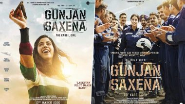 Gunjan Saxena The Kargil Girl Movie: Review, Cast, Plot, Trailer, Music, and How to Watch Janhvi Kapoor Starrer Biographical Drama on Netflix