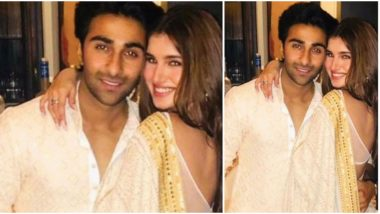 Tara Sutaria Makes Her Relationship With Aadar Jain Insta-Official, Wishes Him on His Birthday Saying 'Ever Thine, Ever Mine, Ever Ours' (View Post)