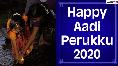 Aadi Perukku 2020 Images and HD Wallpapers for Free Download Online: WhatsApp Messages, Facebook Photos and Greetings to Wish on This Tamil Festival