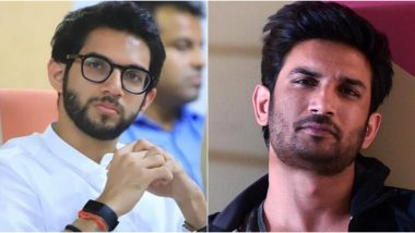 Aaditya Thackeray Shares a Strong Message on Sushant Singh Rajput Case, Calls Out 'Dirty Politics' and 'Mudslinging' Against Thackeray Family (View Tweet)