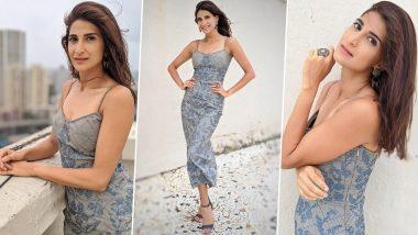 Aahana Kumra Is Dressy Chic, Enjoying the Breeze and Having Us Hooked!
