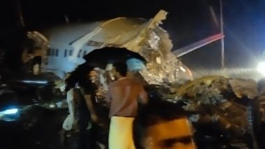 Air India Express Plane Crash: Slippery Runway, Strong Tailwind Likely Caused Kozhikode Flight Accident, Say Experts