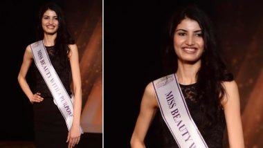 Aishwarya Sheoran, Miss India 2016 Finalist, Cracks UPSC Exams 2019 With 93rd Rank, Beauty Queen Says 'Civil Services Had Always Been My Dream'