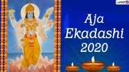 Aja Ekadashi 2020 Date And Significance: Know The Puja Muhurat Timings And Rituals of the Observance Dedicated to Lord Vishnu & Goddess Lakshmi