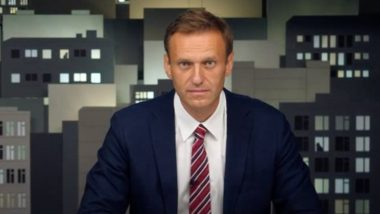 Alexei Navalny, Russian Opposition Leader, Says 'Very Grateful' to German Chancellor Angela Merkel For Visiting Him at Berlin Hospital