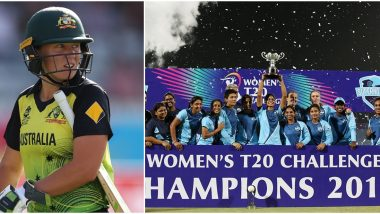 Women's IPL 2020: Alyssa Healy Disappointed With BCCI's Announcement to Host Women's T20 Challenge Simultaneously With WBBL, Calls Decision 'Dumb'