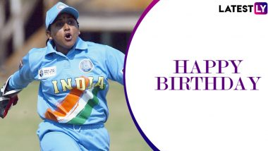 Anju Jain Birthday Special: Lesser-Known Facts About the Former Indian Women's Cricketer