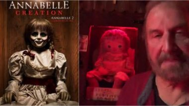 Annabelle Doll of 'Conjuring' Fame is Very Much Trapped in the Warrens' Museum, Here's The Proof That The World Is Safe From Its Paranormal Activities (Watch Video)