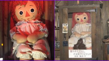 Is Annabelle Doll Real? Know True Story of Haunted Demonic Doll of The 'Conjuring' Fame That is Locked Up at The Warren's Occult Museum in Connecticut