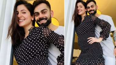 Anushka Sharma Is Pregnant! And Her Polka Dot Maternity Dress Comes With A Heavy Price Tag