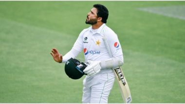 Azhar Ali Trolled by Netizens After Being Dismissed for a Duck in England vs Pakistan 1st Test 2020 (Watch Video)