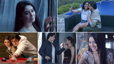 Baarish Song Out: Shivangi Joshi and Mohsin Khan's Lockdown Romance Will Leave You Spellbound (Watch Video)