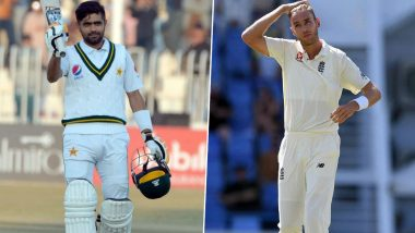 England vs Pakistan 3rd Test 2020: Babar Azam, Stuart Broad and Other Key Players to Watch Out for in Southampton