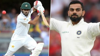 Virat Kohli vs Babar Azam: Pakistan Star's Brilliant Half-Century vs England Ignites 'Best Batsman' Debate, Here's How Netizens Reacted