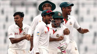 This Day That Year: Shakib Al Hasan Shines as Bangladesh Register First Test Victory Over Australia in 2017
