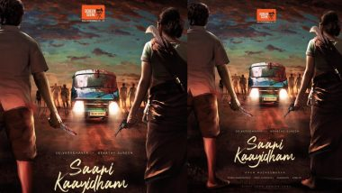 Saani Kaayidham: Director Selvaraghavan to Make Acting Debut Alongside Keerthy Suresh In the Action Drama; First Look Out Now! (View Pic)