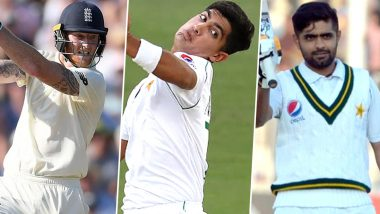 England vs Pakistan 1st Test 2020: Ben Stokes, Naseem Shah, Babar Azam and Other Key Players to Watch Out for in Manchester