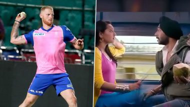 Ben Stokes in Ajay Devgn's 'Son of Sardaar'! Rajasthan Royals Share Hilarious Video