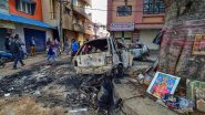 Bengaluru Violence: Police Arrest 60 More People for Triggering Riots Including BBMP Corporator Irshad Begum's Husband