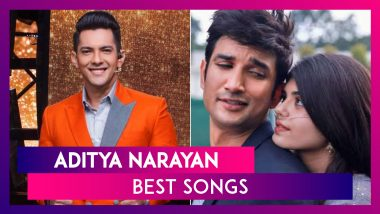 Aditya Narayan Birthday: 7 Songs That Speak For His Versatility As An Artist