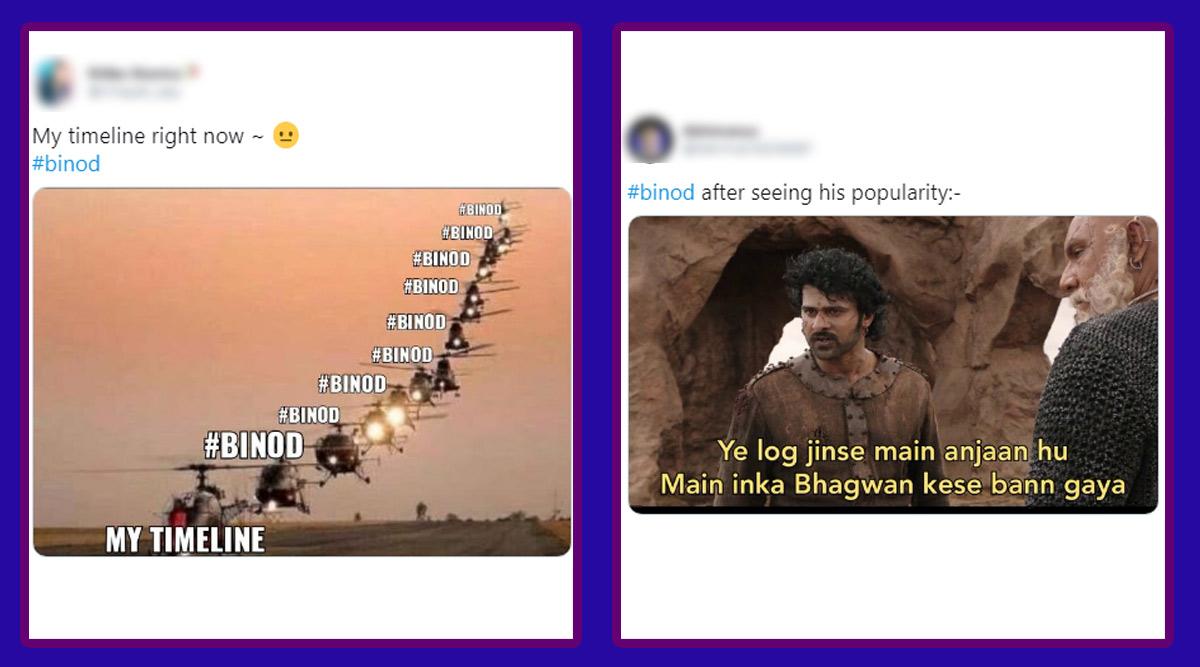 Viral News Binod Meme Origin Explained These 11 Binod Memes On Twitter Will Crack You Up Latestly
