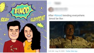 Binod Funny Memes Trend Has Evolved Into a Song! Check Latest Music Video