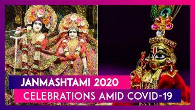 Janmashtami 2020: No Celebrations In Mathura, Mumbai Temples To Live Stream Puja Amid COVID-19 Scare