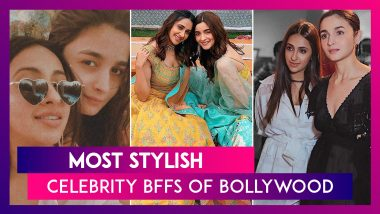 Friendship Day 2020: Alia & Akansha, Kareena & Amrita, The Stylish Celebrity BFFs!