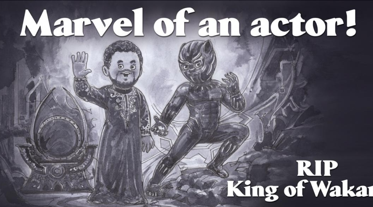 Rip Chadwick Boseman Amul Topical Pays A Moving Tribute To The Black Panther Star Latestly