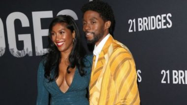 Chadwick Boseman's Wife Taylor Simone Ledward Files Probate Case as Black Panther Star Dies Without a Will
