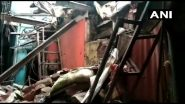 Mumbai: Building Collapses in Chembur, One Person Killed, Four Sustain Serious Injuries