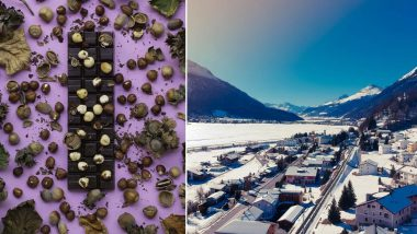 It's Snowing Chocolate in Switzerland Due to Factory Malfunction and Netizens Want to Move to The Gorgeous Country ASAP!