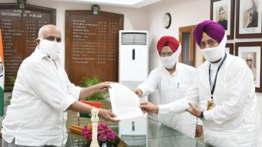Punjab Hooch Tragedy Widens Rift in Congress, Two MPs Target Amarinder Singh Govt Seeking CBI Probe