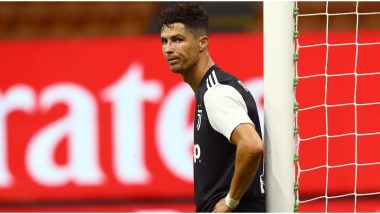 Cristiano Ronaldo to Miss Out on Two Big Records After Being Excluded From Juventus' Squad for Final Serie A 2019–20 Match Against Roma