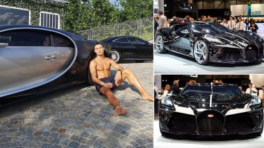 Bugatti La Voiture Noire Facts: All Things to Know About the World's Most Expensive Car Purchased by Cristiano Ronaldo