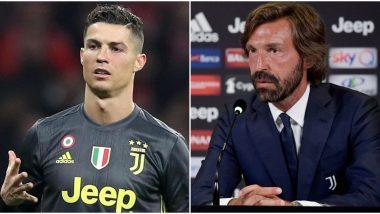 Cristiano Ronaldo vs Lionel Messi: When New Juventus Manager Andrea Pirlo Snubbed Portuguese Star for Barcelona Forward in His Champions League Dream Team