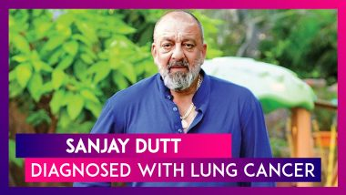 Sanjay Dutt Diagnosed With Stage 3 Lung Cancer, To Fly To The U.S. For Immediate Treatment