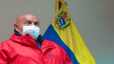 Dario Vivas, Mayor of Venezuela's Capital Caracas, Dies of COVID-19