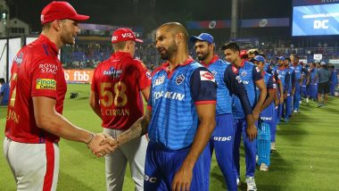 Delhi Capitals' Banter with Kings XI Punjab on Friendship Day 2020 Will Make You Look Forward to Their Rivalry in IPL 2020