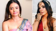Naagin 5: Devoleena Bhattacharjee to Join Hina Khan in Ekta Kapoor's Supernatural Show? Here's the Truth