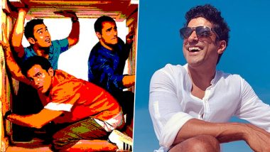 Dil Chahta Hai Completes 19 Years:  Farhan Akhtar Pays Tribute to the Iconic Movie By Sharing Popular Dialogues of Aamir Khan, Akshaye Khanna and Saif Ali Khan! (View Tweet)