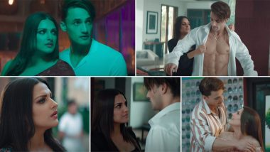 Dil Ko Maine Di Kasam Song Out: Asim Riaz and Himanshi Khurana's Sweet Romance Will Make Your Heart Skip A Beat (Watch Video)