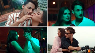 Dil Ko Maine Di Kasam Teaser Out: Asim Riaz and Himanshi Khurana's Sizzling Chemistry Looks Infectious (Watch Video)