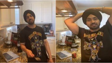 Diljit Dosanjh Gets Into a Hilarious 'Clash' With Alexa After the Virtual Assistant Keeps Getting His Song Request Wrong (Watch Video)