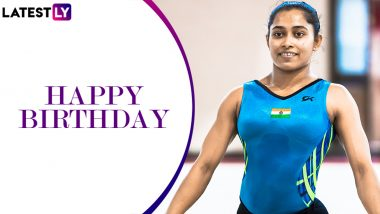 Dipa Karmakar Birthday Special: Interesting Facts About India's First Female Commonwealth Games Medallist in Gymnastics