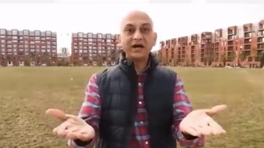 'Disappointed Pakistani Fan Meme' Guy Sarim, Famous From 2019 CWC, Shares Message for Pakistan Cricket Team Ahead of England Test Series, Gets Trolled Again (Watch Video)