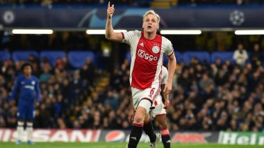 Manchester United Transfer News Latest Update: Donny Van De Beek Signing Confirmed, Ajax Star to Complete Move Next Week